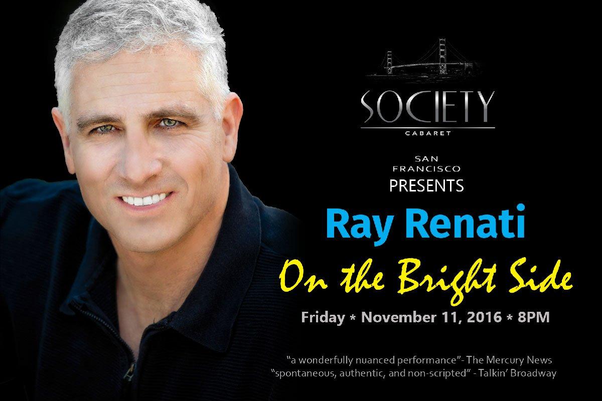 Ray Renati ON the Bright SIDE